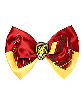 Gryffindor Hair Bow - Harry Potter