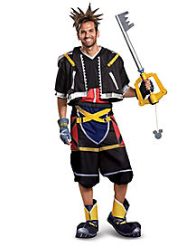 Adult Sora Costume Deluxe - Kingdom Hearts