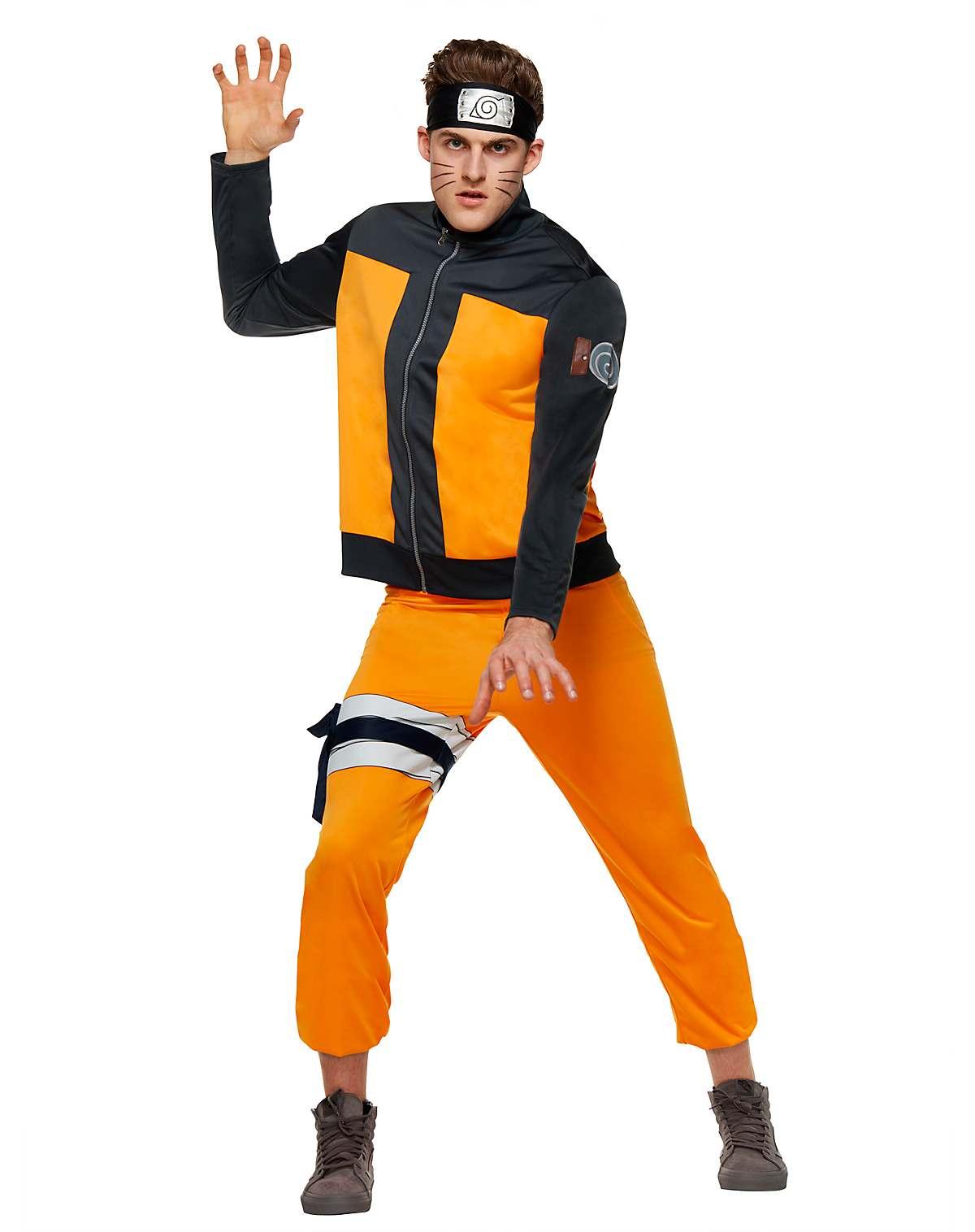 adult Naruto costume