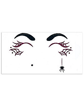 Mary Sanderson Face Decal - Hocus Pocus