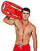 Baywatch Inflatable Float - Baywatch