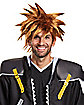 Sora Wig - Disney Kingdom Hearts