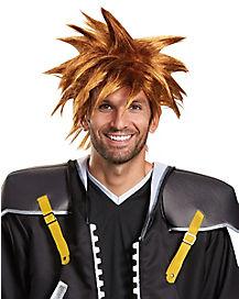 Sora Wig - Disney Kingdom Hearts