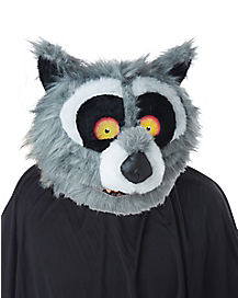 Rabid Raccoon Animotion Mask