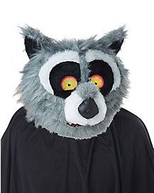 Rabid Raccoon Animotion Mask