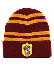 Kids Gryffindor Beanie - Harry Potter