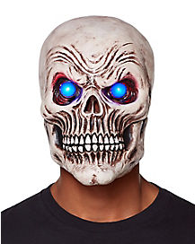 Light Up Skull Mask