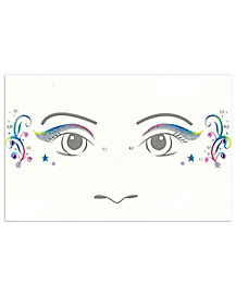 Kids Unicorn Face Decal