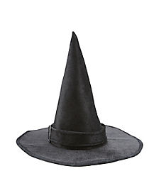 Basic Black Witch Hat