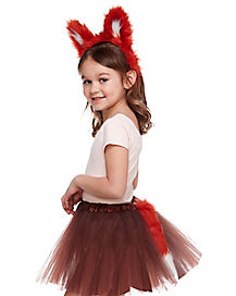 Kids Fox Tail Kit