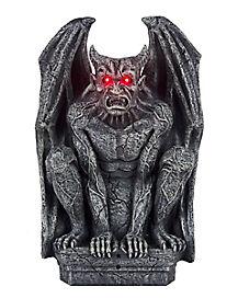 12 Inch Fearsome Gargoyle - Decorations