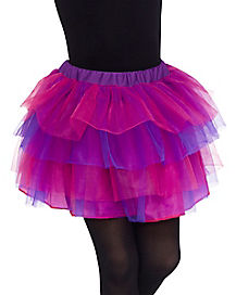 Pink and Purple Tutu