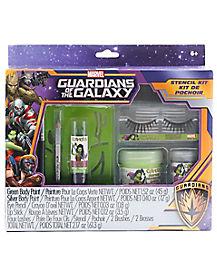 Gamora Makeup Kit - Guardians of the Galaxy