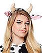 Cow Ear Headband