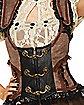 Steampunk Corset Vest