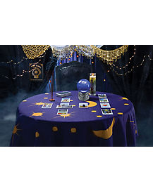 Tarot Round Tablecloth