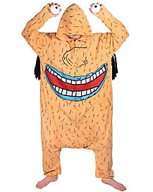 Adult Krumm Pajama Costume - Ahh Real Monsters