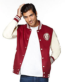 Bayside Tigers Varsity Jacket - Saved by the Bell