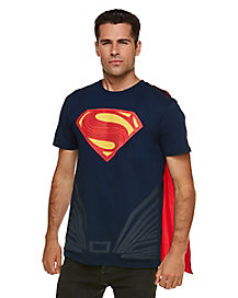 Superman Cape T Shirt - DC Comics