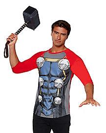 Raglan Thor T Shirt - Marvel