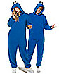 Cookie Monster One Piece Costume - Sesame Street