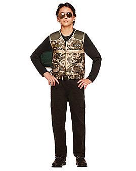 Kids Military Vest