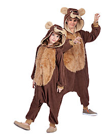 Bear One Piece Costume