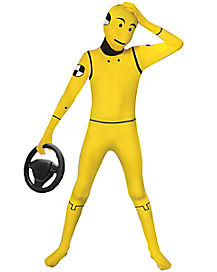 Kids Crash Test Dummy Costume