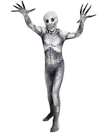 Kids The Rake Skin Suit Costume