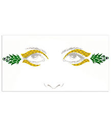 Pineapple Face Decal