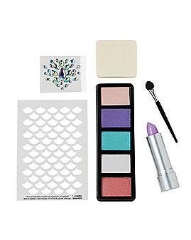Mermaid Stencil Makeup Kit