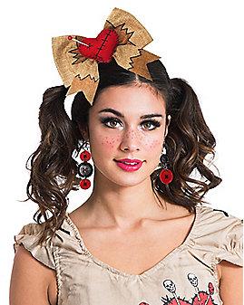 Voodoo Doll Headband