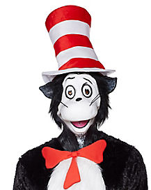 Cat in the Hat Mask - Dr. Seuss