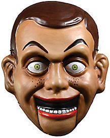 Slappy the Dummy Mask - Goosebumps