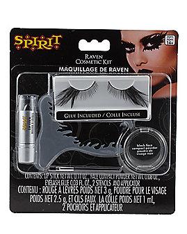 Raven Makeup Kit