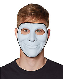 Men's Half Mask - We Happy Few