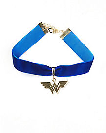 Wonder Woman Choker - DC Comics