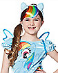 Rainbow Bangs Headband - My Little Pony