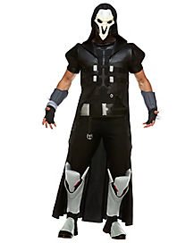 Adult Reaper Costume - Overwatch