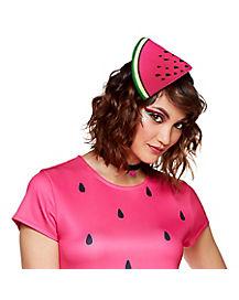 Watermelon Headband and Choker Necklace
