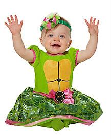 Baby Teenage Mutant Ninja Turtles Dress Costume - Teenage Mutant Ninja Turtles