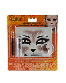 Deer Decal and Makeup Kit