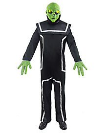 Adult Alien Costume