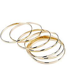 '70s Gold-tone Bracelets
