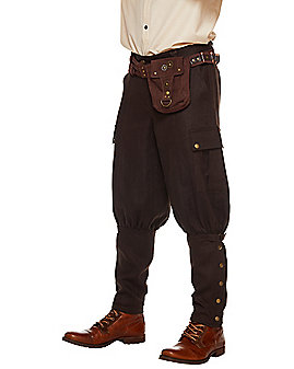Adult Steampunk Pants