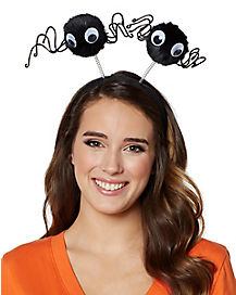 Spider Bobble Headband