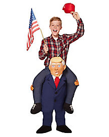 Kids Presidential Piggy Back Costume