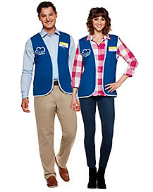 Adult Cloud 9 Store Vest - Superstore