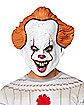Pennywise the Clown Half Mask - It