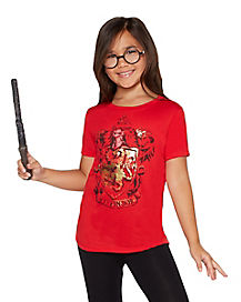 Kids Gryffindor T Shirt - Harry Potter